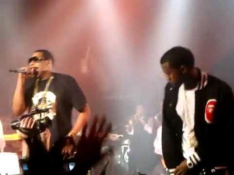 Jay-Z  Kanye West  Roc Boys live