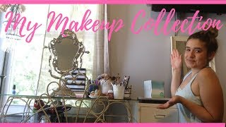 My Makeup Collection 2018 // Camsglam