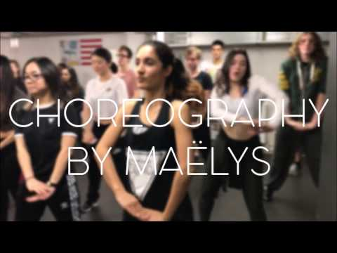 EQHO | Running Back by Wale (ft. Lil Wayne) | Choreography by Maelys - Beginner Class