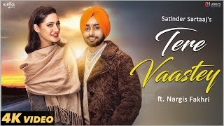 Tere Vaastey (Full Video) | Satinder Sartaaj Ft...