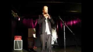 Kevin Gerwin beim 10. Stuttgarter Comedy Clash