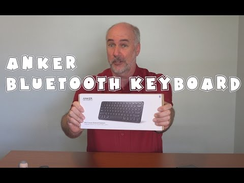 Anker Bluetooth Keyboard Review | EpicReviewGuys 4k