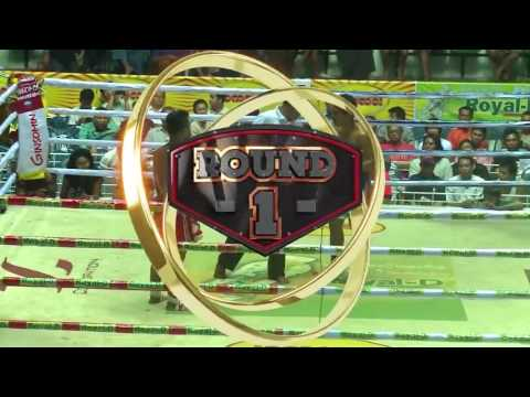 Phyan Thway (Myanmar) Vs Suk Tawan (Thailand) Lethwei vs Muay Thai