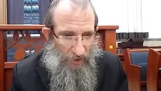 הרב ברוך וילהלם - תניא - אגרת התשובה - סיום פרק ג
