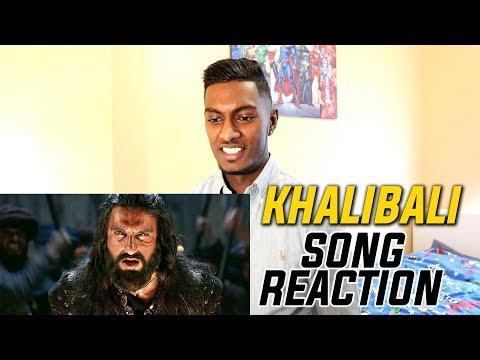 Padmaavat – Khalibali | Video Song Reaction & Movie Review | Ranveer Singh | PESH Entertainment