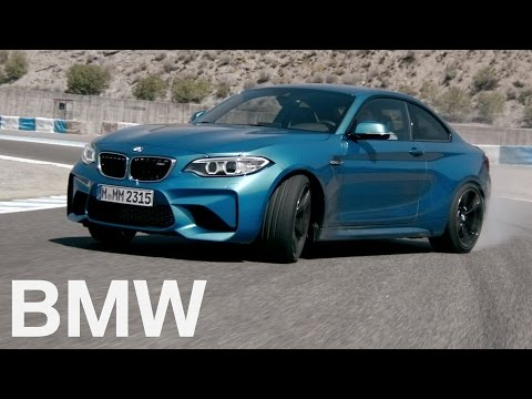 2016 BMW M2 Coupe Can Lap the 'Ring in 7:58