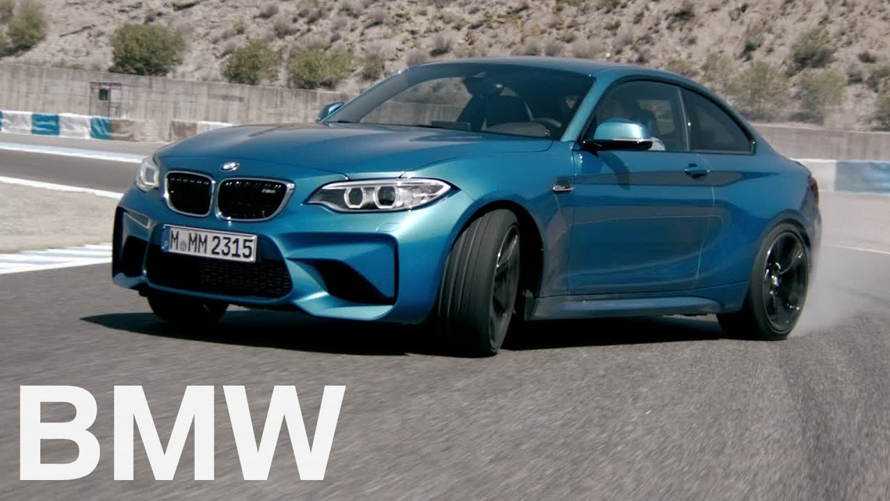 The First Ever Bmw M2 Official Launchfilm Youtube