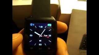 Luxury R-Watch Bluetooth M28 Smart LED Watch