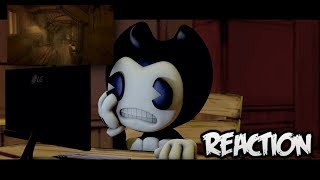 Download SFM| Bendy reacts to BATIM Chapter 3 Trailer| HD Mp3 and Videos