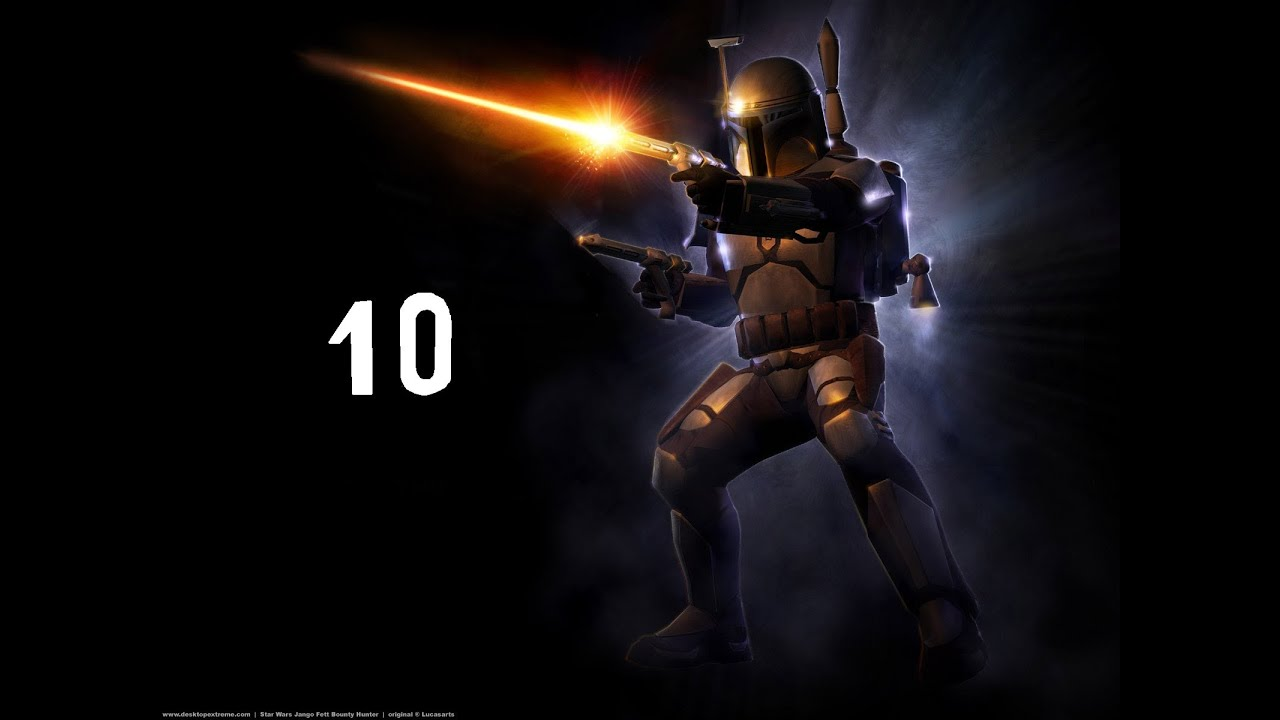 SWTOR Bounty Hunter - 10
