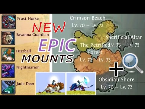 Order & Chaos Online | NEW EPIC MOUNTS