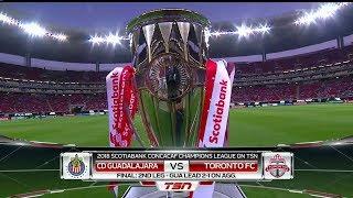 Champions League Match Highlights: Toronto FC at C.D. Guadalajara (Leg 2)