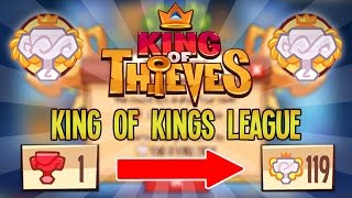 I'M IN THE KING OF KINGS LEAGUE! | King of Thieves | LikeKrystal