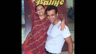 Happy Anniversary Rohit Roy & Manasi Roy