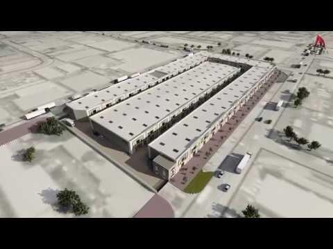 Proposed 63 G+M Warehouses - Al Quoz Industrial Third, Dubai, UAE