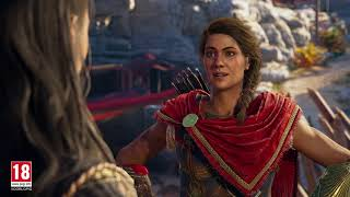Assassin's Creed Odyssey - Full HD gameplay E3