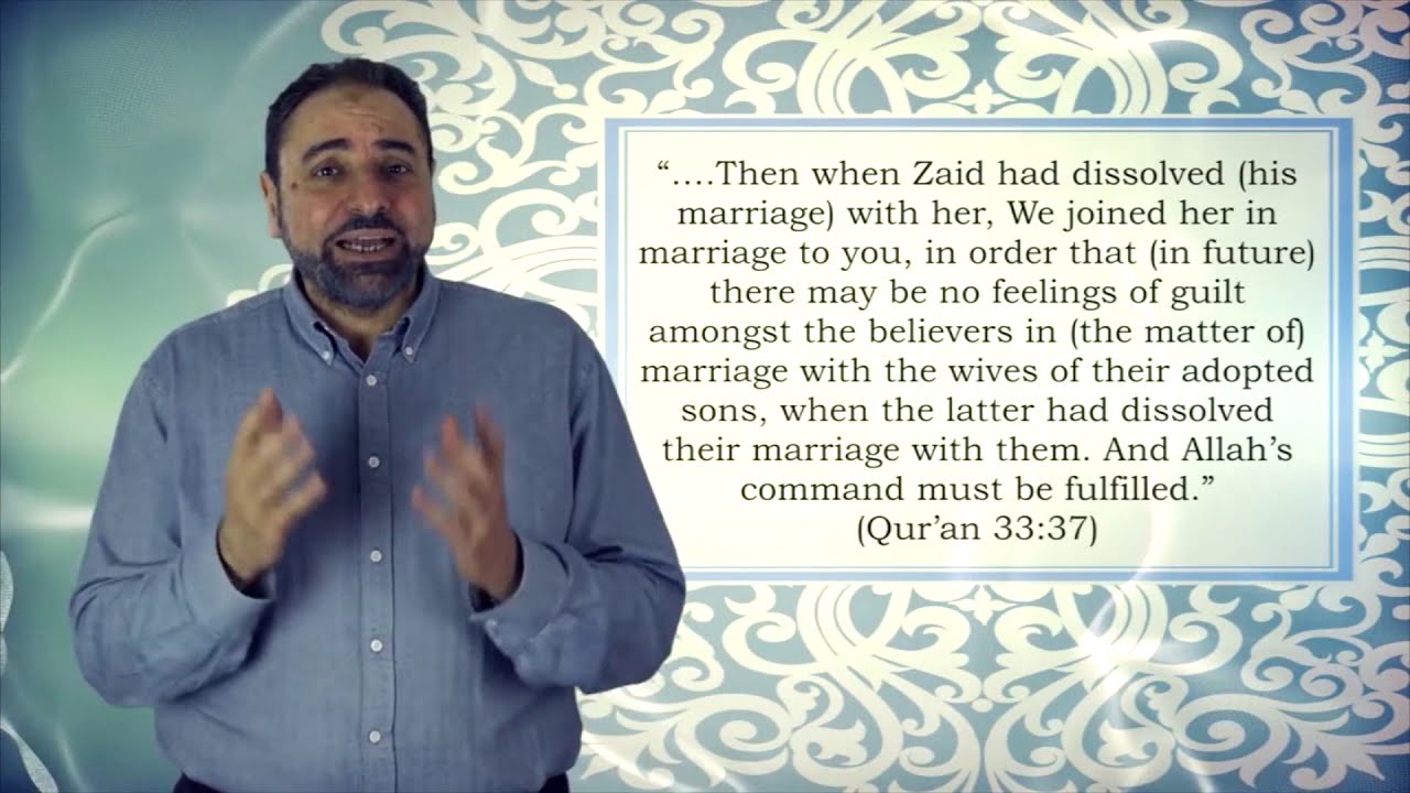 The Prophet's Marriage Voice of Islam 26th July