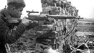 II WŚ. Wojna Rosyjska. Wrzący kocioł, Stalingrad.