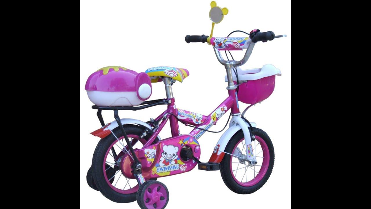 Bicicletas para niños juguetes dibujos animados para