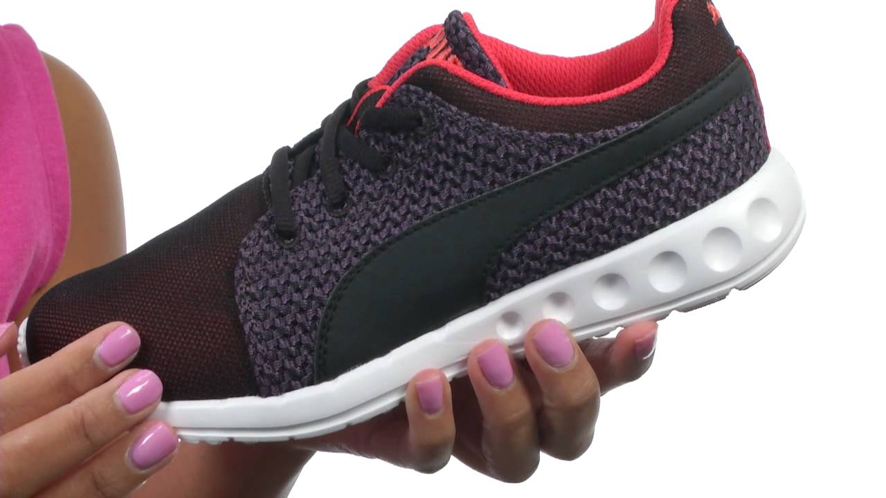 037c59d0b PUMA Carson Runner Knit SKU 8549186 - YouTube