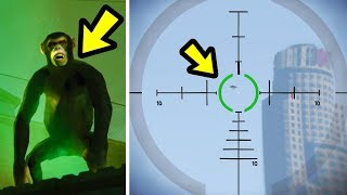 GTA 5 - Where does the UFO go after the mission?