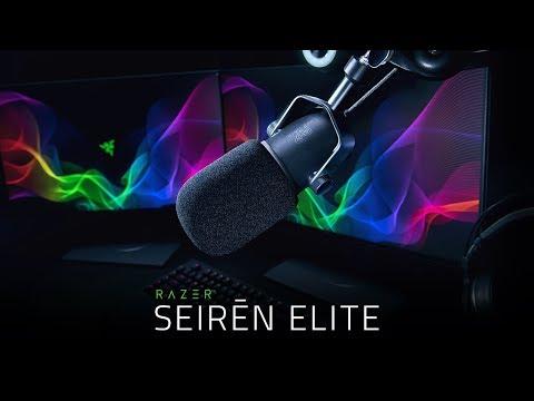 Razer Seirēn Elite | Elevate your Broadcast