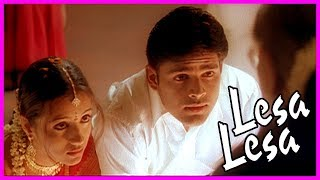 Lesa Lesa Climax Scene | Lesa Lesa Song | Shaam and Trisha unite | Vivek | End Credits