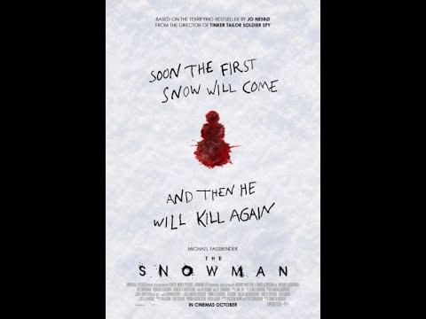 Ο ΧΙΟΝΑΝΘΡΩΠΟΣ (THE SNOWMAN) - TRAILER (GREEK SUBS)