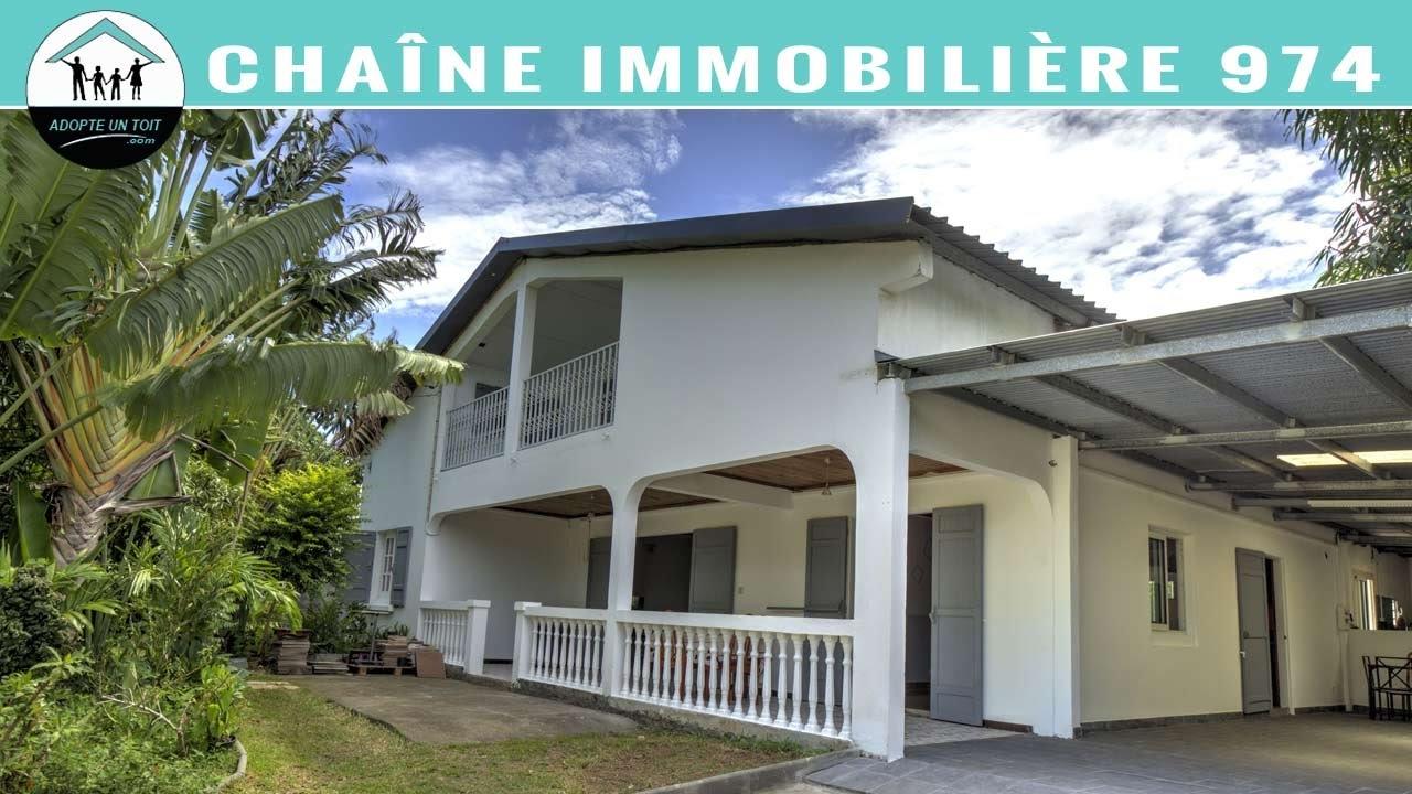 Saint pierre vente maison 97410 m17260 adopte un toit for Maison moderne reunion