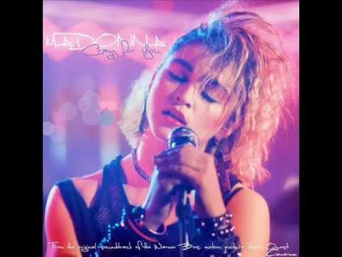 Madonna - Crazy For You (Junior Vasquez Arena Anthem)
