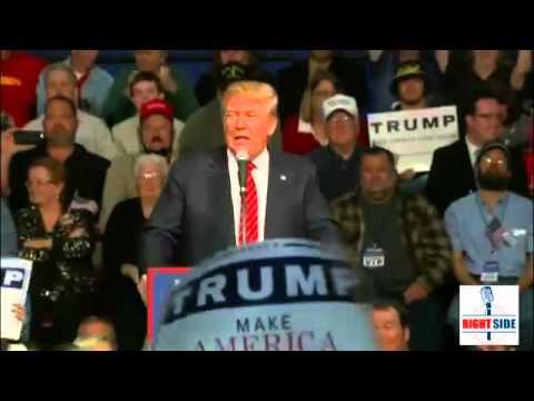 FULL SPEECH: Donald Trump ROCKS Anderson, SC Rally HQ Version (10 19 15)