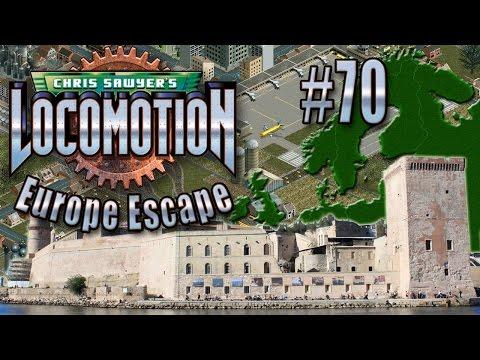 Chris Sawyer's Locomotion: Europe Escape - Ep. 70: THE MARSEILLE CONNECTION