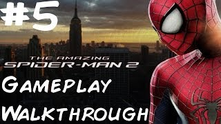 The Amazing Spider-Man 2 - Walkthrough - PS4 - Part 5 - Peter Parker The Reporter
