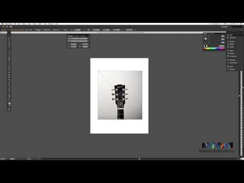 911 - Adobe Ai Cs6 - Illustrator - Convertir imagen JPG a Vector