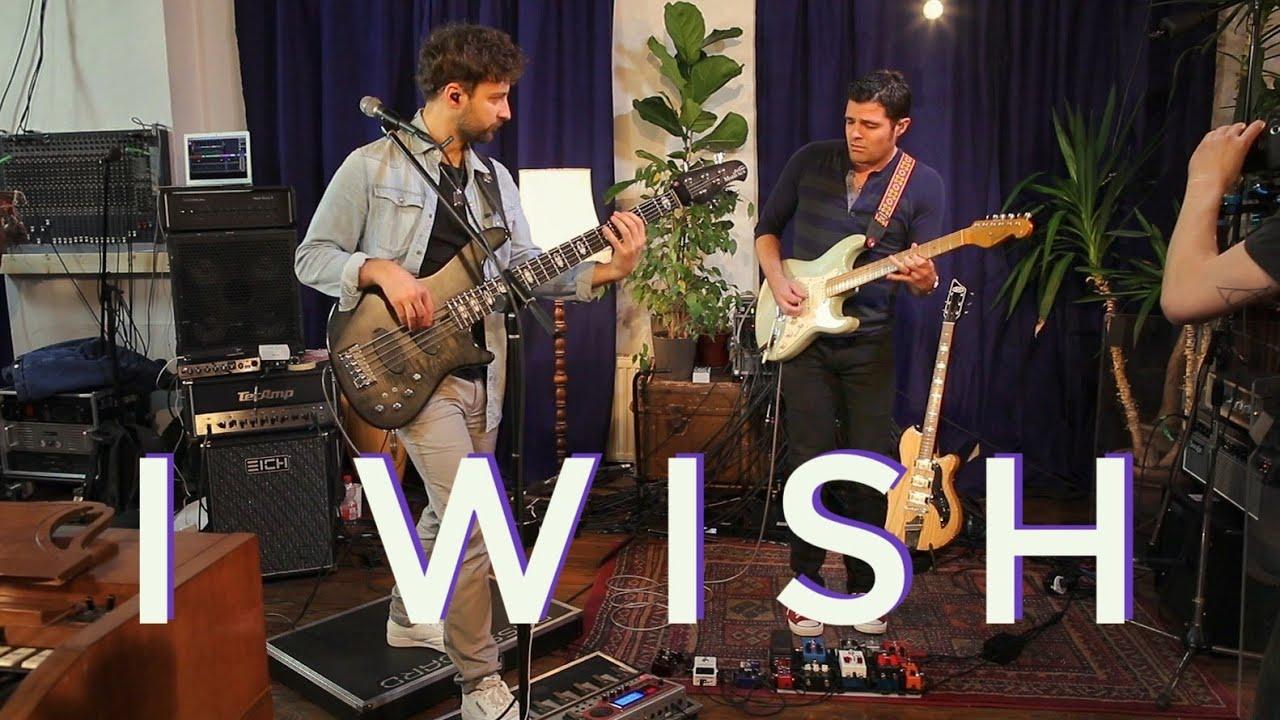 Download I Wish (Stevie Wonder Cover) - Martin Miller Session Band & Mark Lettieri