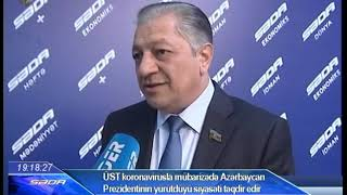Lider Tv Online   ÜST koronavirusla mübarizədə 02 04 2020