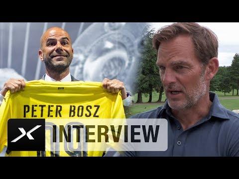 "Ronald De Boer über Peter Bosz: ""Hoffe, er macht sich gut"" | Borussia Dortmund | Bundesliga"