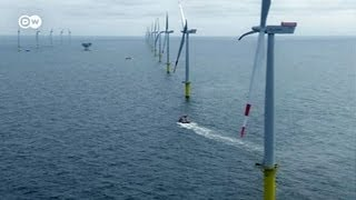 Windräder mit Dieselantrieb - Offshore-Park nicht am Netz | Made in Germany