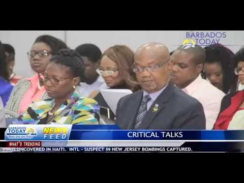 BARBADOS TODAY AFTERNOON UPDATE - September 19, 2016