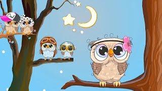 Песенка Совы. Детские песни в мультиках для детей слушать  онлайн на канале как сделать мультик.