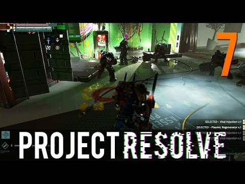 [7] Project Resolve (Let's Play The Surge PC w/ GaLm)