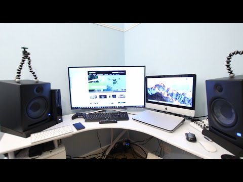 Samsung KU6400   KU7000  Best Budget 4K UHD HDR LED TV as PC   iMac Monitor