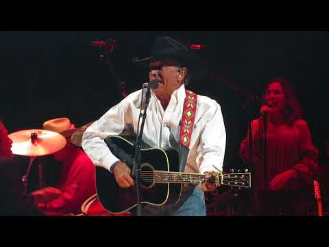 George Strait - Write This Down/DEC 2017/Las Vegas, NV/T-Mobile Arena