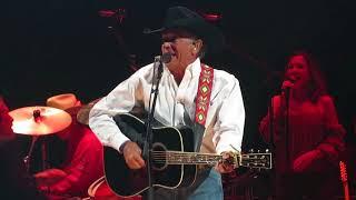 George Strait - Write This Down/DEC 2017/Las Vegas, NV/T-Mobile Arena