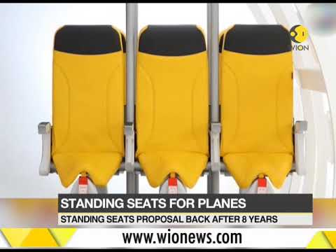 The Skyrider 2.0 for planes: Way less cheaper than standard seats