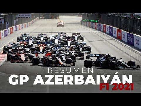 Resumen del GP de Azerbaiyán - F1 2021