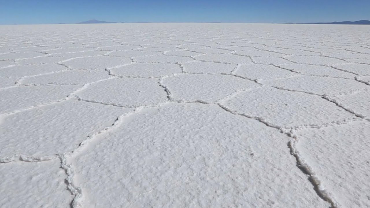 More than just a tourist destination: Bolivia's salt flats are key to its future