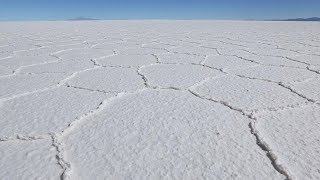 More than just a tourist destination: Bolivia's salt flats are key to its future