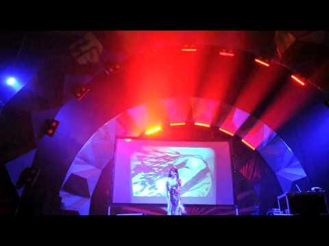 "Miss Hawaii Live ""GANGSTAR"" at Congress Center Hamburg, Germany 29.12.2015"