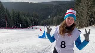 ADASTRA Klecany - Linda Jechová, snowboarding 2019